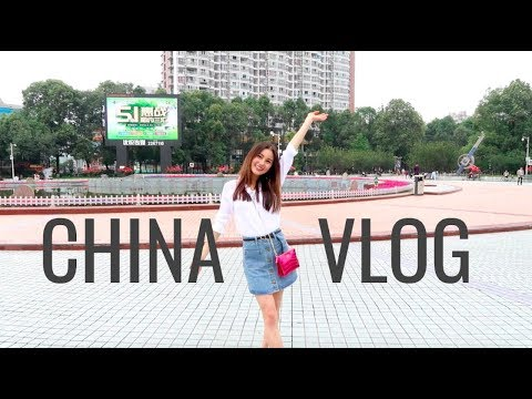 Visiting A High School & Travelling to Chengdu⎮China Trip 20