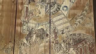 30秒の心象風景14062・元治元年の絵馬~鹿子神社~