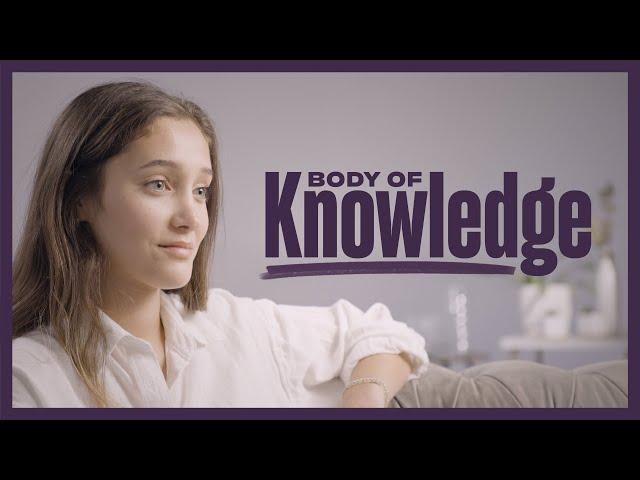 #BodyofKnowledge   International Day of the Girl