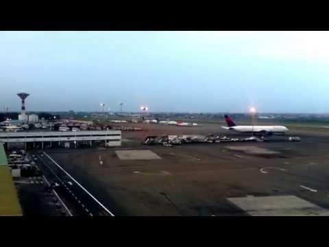 Landing in Accra