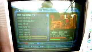 Додаємо новий супутник на ресивер, (yamal 402)