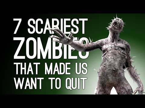 7 Scariest Zombies That Made Us Want to Stop Playing Immediately