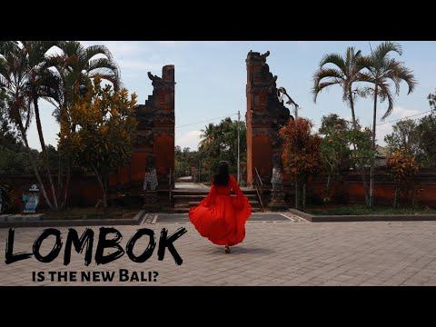 Is LOMBOK the NEW BALI? Temple tour in Lombok (Sheraton Senggigi Resort)