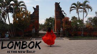 Gambar cover Is LOMBOK the NEW BALI? Temple tour in Lombok (Sheraton Senggigi Resort)