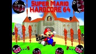 Super Mario HARDCORE 64