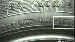 Old Tire Danger