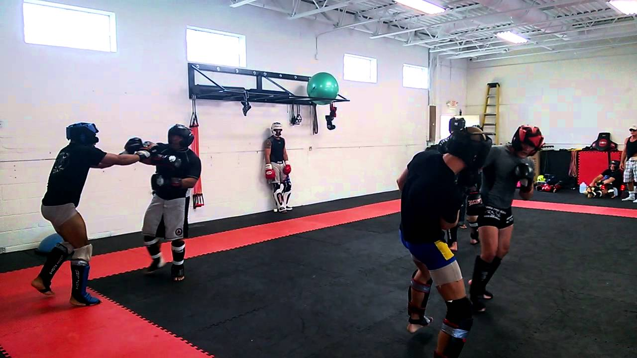 VICTORIOUS MMA & FITNESS - TEAM MICHIGAN