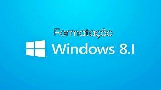 Como Formatar o Windows 8 ORIGINAL sem CD/DVD...Restauração de fabrica.