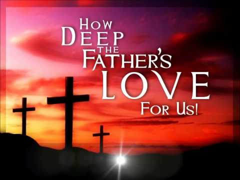 Joy Williams - How Deep The Father's Love For Us (with Lyrics)