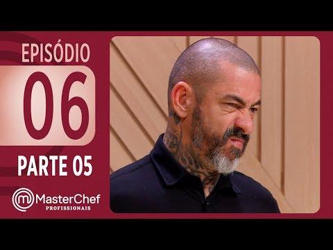 MASTERCHEF PROFISSIONAIS (10/10/2017) | PARTE 5 | EP 06 | TEMP 02