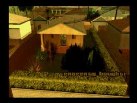 GTA San Andreas: ALL Safehouse and asset purchases