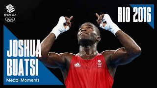Rio Medal Moments: Joshua Buatsi wins boxing bronze