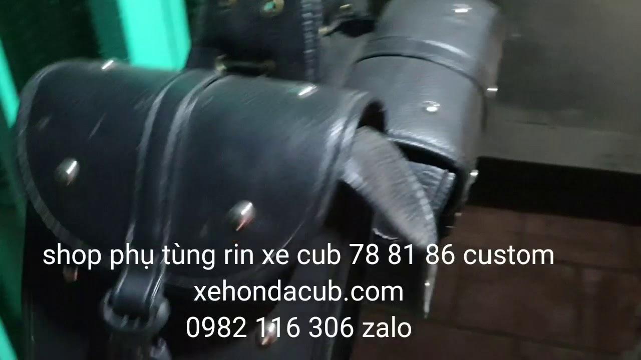 900k cặp túi da chuỷen dụng cho xe moto. 67.