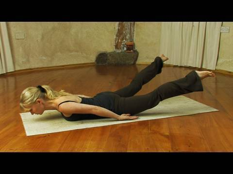 Yoga for Sciatica Part 1