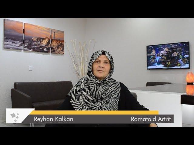 ROMATOİD ARTRİT (İLTİHAPLI EKLEM ROMATİZMASI) RHEUMATOİD ARTHRİTİS - Dr. Ceyhun Nuri – Reyhan Kalkan