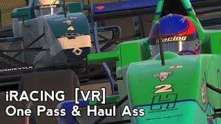 iRacing : One Pass & Haul Ass [VR] (FR2.0 @ Canadian Tire Motorsports Park)