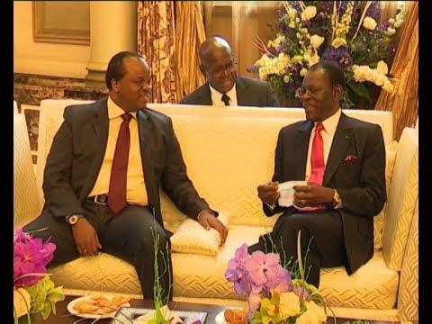 Equatorial Guinea president birthday celebrations