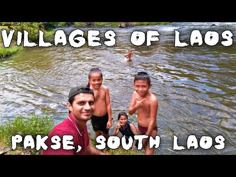 Things to do in Pakse ( South Laos & Pakse Motorbike Loop ) An Indian in Laos