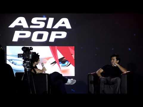 Asia Pop Comic Con 2017 Ft. Gaku Space
