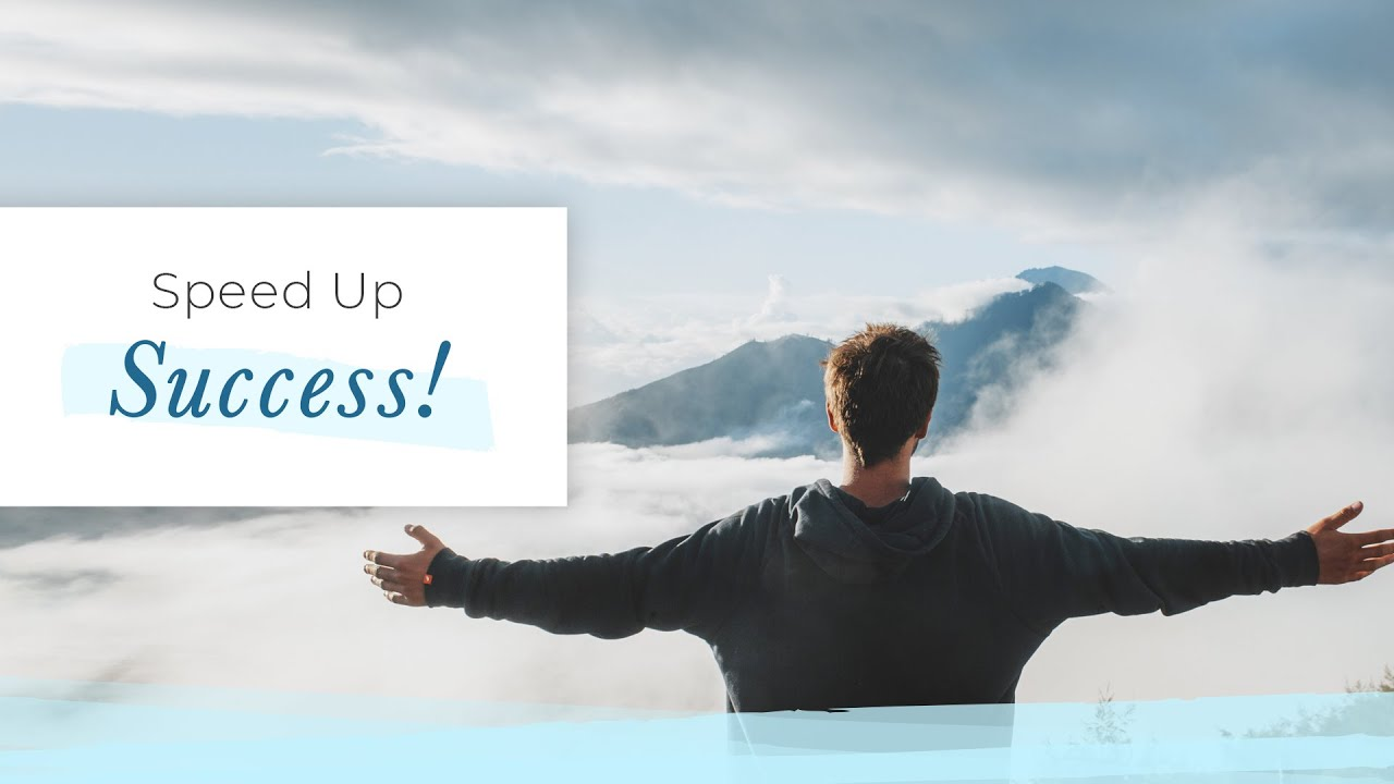 Speed Up Success! | Jack Canfield