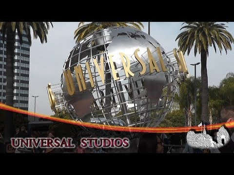 STUDIO TOUR | Universal Studios Hollywood