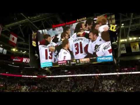 Lake Erie Monsters winning goal 2016 Calder Cup