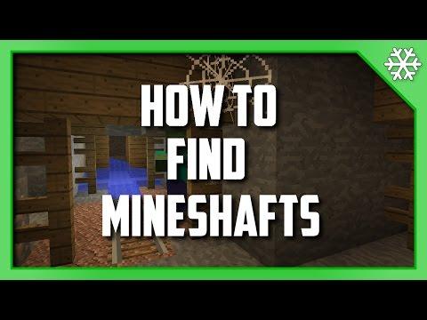 100% Working! | How To Find Mineshafts | Minecraft (1.11.2)