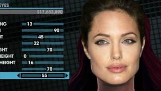 Saints Row 3 ANGELINA JOLIE Modelling - Beta Release
