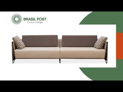 Tipos de Sofás na Brasil Post