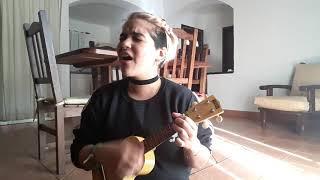 Gambar cover City of stars  -Lalaland- (ukulele cover) Valentina Castillo