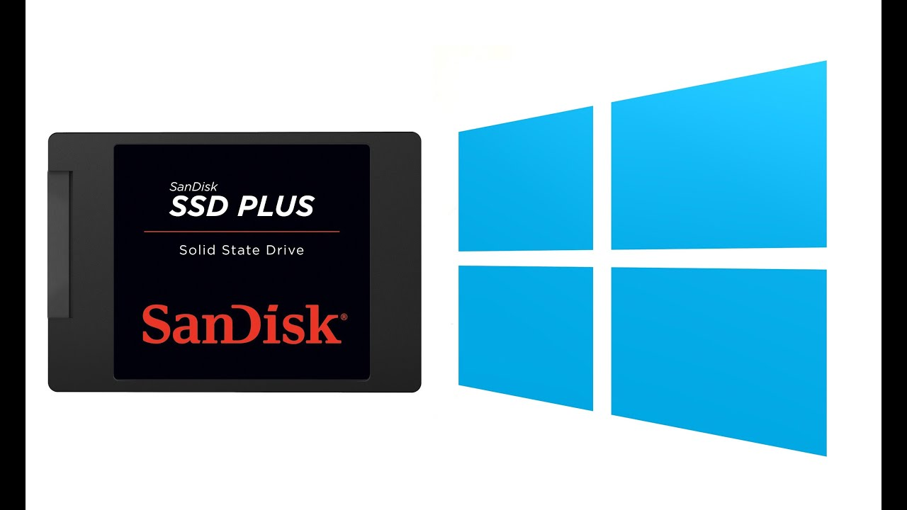 SanDisk Internal SSD 120GB 2 5 Inch - Test For Windows