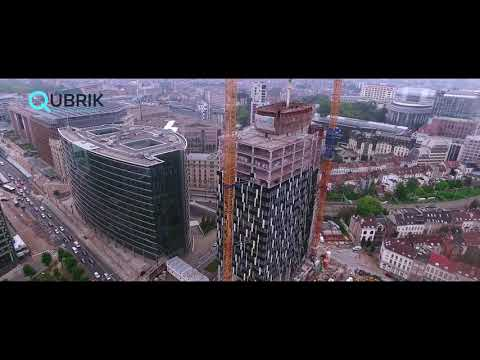 THE ONE Brussels Europe by Qubrik & Aténor