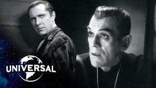 The Black Cat | Bela Lugosi Reveals Boris Karloff's Shocking Secret