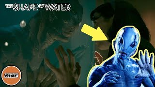 CURIOSIDADES DE THE SHAPE OF WATER - (SIN SPOILERS)