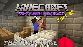 Minecraft - Foxy's Amazing Adventures -  The Iron Rose {3} - Junior's Pond Weed