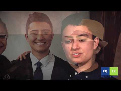Mason Cantu video for Equality Texas