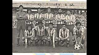 CD Málaga 1976-1986 Generación perdida  5ª parte