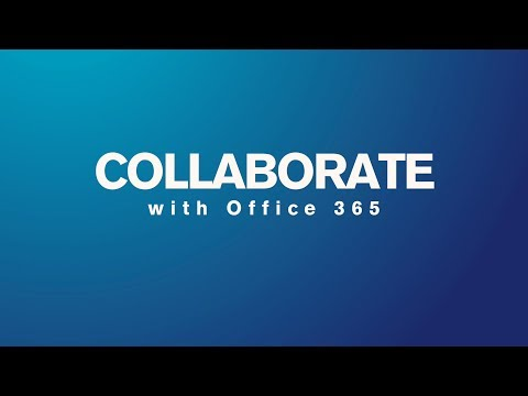 Collaborating On Group Projects With Office 365