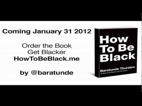 How To Be Black Book >> How To Be Black Book Trailer Youtube