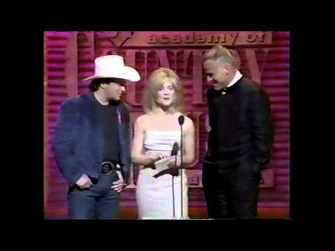 Jeff Carson ACM Awards 1996