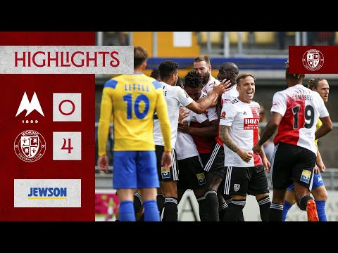 Torquay Woking Goals And Highlights