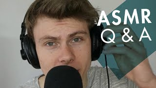 ASMR - Questions & Answers