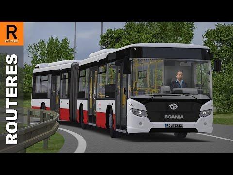 OMSI 2 - Scania Citywide LFA - RED95 Bioethanol