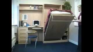 Foldaway Murphy Wall Bed
