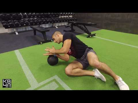 3 Turkish Get-Up Variations Tutorial with Kettlebell Master of Sport