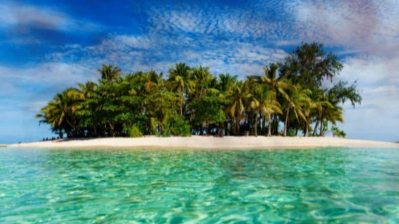 Naked island and Daku island in Siargao, Philippines - YouTube