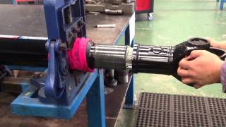 Video GWB Cardan Shaft Slip Joint download MP3, 3GP, MP4, WEBM, AVI, FLV Agustus 2018