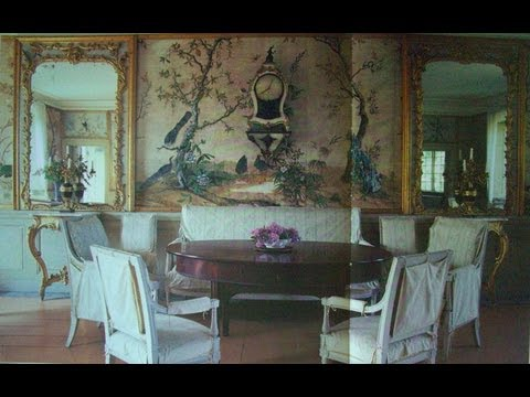 Scandinavian Gustavian Interiors