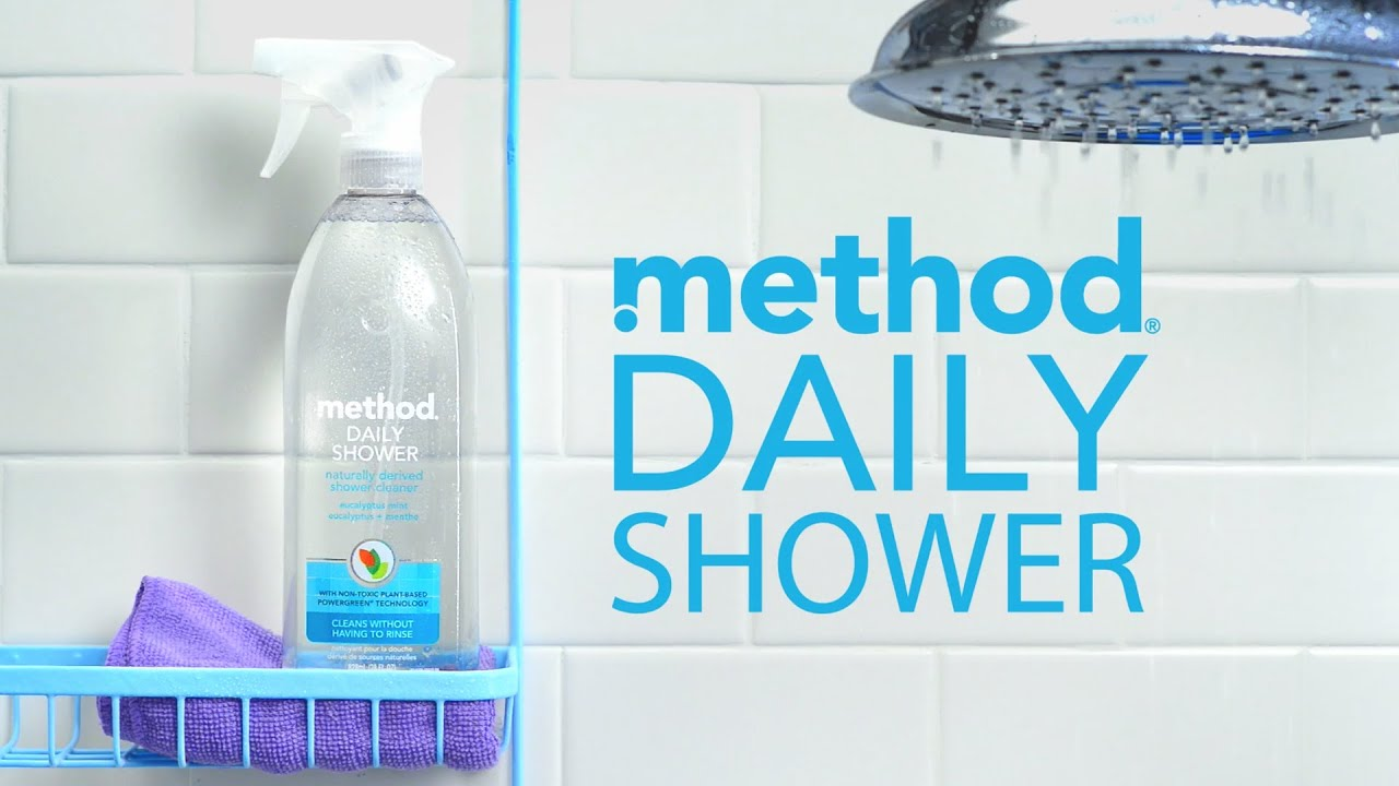 Fear No Mess With Daily Shower Cleaner