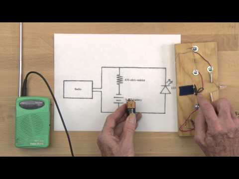 How to turn sound into light (then back into sound) - Part 4 of 7: Building the transmitter
